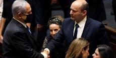 Ära von Benjamin Netanyahu nach zwölf Jahren beendet