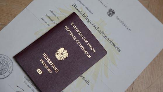 Ein begehrtes Dokument: Die österreichische Staatsbürgerschaft