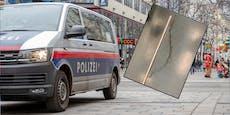 23-Jähriger knackt Handy-Automat, da stört die Polizei