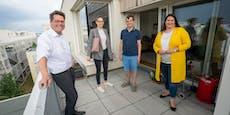 Neue Förderung soll Wohnen in Wien klimaneutral machen