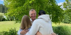 So emotional ist LH Thomas Stelzer am Vatertag