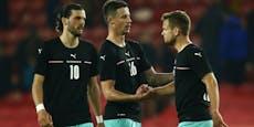 Darum spielt Österreich bei der EM zwei Mal in schwarz