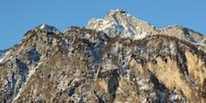 Kletterer am Untersberg tödlich verunglückt