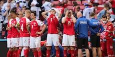 Dänisches Team erhält psychologische Hilfe