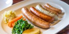 Öko-Test warnt vor Mineralöl in vegetarischen Würsteln