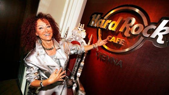 Auch in Wien hat das Hard Rock Cafe eine Dependance.