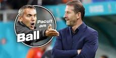 """Pacult sagte EM-Elf voraus: """"Zeit mit Alaba vergeudet"""""""