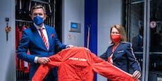 Wiener Linien fahren ab Juni mit der neuen Uniform ab
