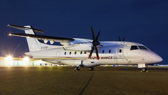 """Mit einer solchen Private Dornier 328 Jet will """"Hard Rock Air"""" demnächst abheben"""