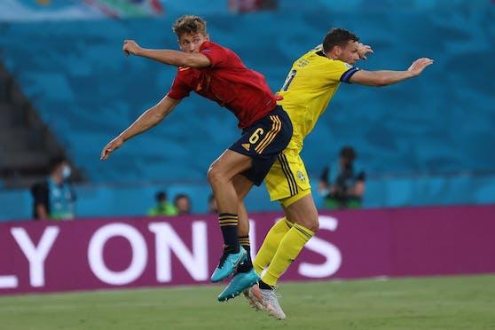 Spanien gegen Schweden
