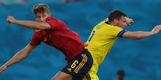 Keine Tore! Spanien und Schweden mit EM-Premiere