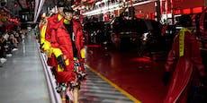 Ferrari präsentierte erste Modekollektion in Maranello