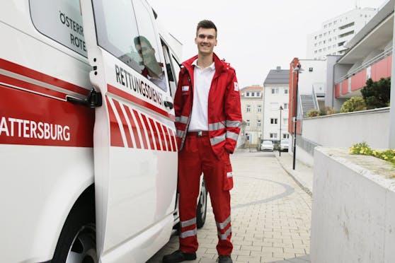 Mitarbeiter des Roten Kreuzes werden die Gesundheitschecks durchführen.