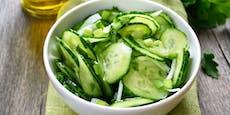 Die Salatgurke - alle Fakten über das grüne Superfood