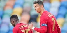 Ronaldo jubelt über ausverkauftes Stadion bei der EM