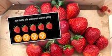 Supermarkt-Insta entsetzt Burgenländerin mit Gift-Sager