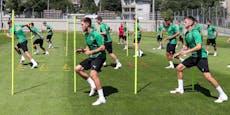 Rapid-Trainer Kühbauer fordert weitere Neuzugänge