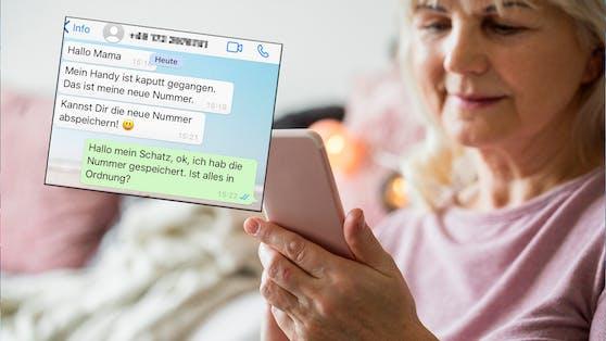 Cyberkriminelle haben offenbar WhatsApp für sich entdeckt