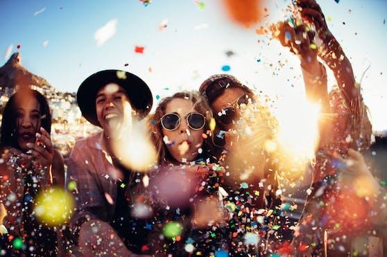 Sommer, Sonne, Glücklichsein!