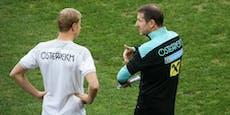 Zittern um ÖFB-Schlüsselspieler vor Dänemark-Hit
