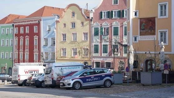 Der Missbrauch ereignete im Bezirk Schärding