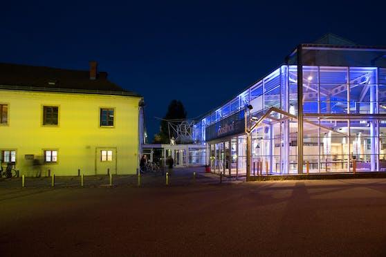Der Posthof bietet Raum für verschiedenste Events – indoor und outdoor.