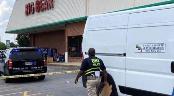 Tragödie im US-Bundesstaat Georgia.