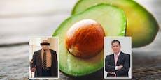 Avocado-Attacke brachte Doktor (56) auf Anklagebank