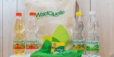 Gewinne 1 von 20 fruchtigen Waldquelle-Goodie Bags