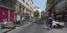Wiener Millionärin nach Hause verfolgt und ausgeraubt