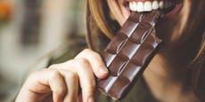 Die erste Schokolade, die gegen PMS hilft