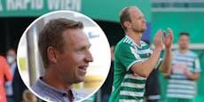 Ex-Austrianer coacht Sonnleitner nach Rapid-Aus
