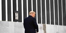 Donald Trump kündigt Besuch an Grenze zu Mexiko an