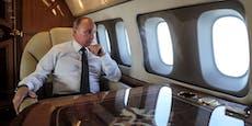 Putin fliegt mit eigenem Schlafzimmer zu G7-Gipfel