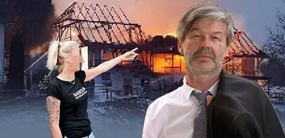"""Brennede Ungerechtigkeit für Richter Wlasak nun """"Cold Case""""."""