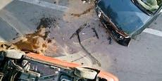 Rätselraten nach Unfall: Wer saß am Steuer?