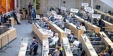 Nationalrat verlängert Covid-Sonderregeln bis Ende 2021