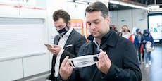 FPÖ will Maskenpflicht und 3G-Regel sofort abschaffen