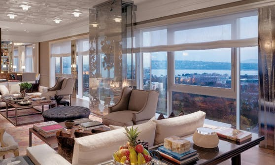 """""""The Residence"""" Suite des Hotel Intercontinental"""