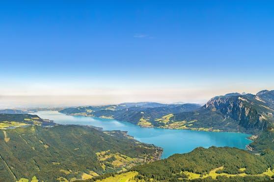 Bis zu 24 Grad warm sind die Seen in Österreich bereits.
