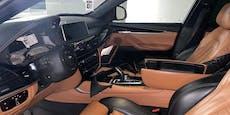 Einbruch in 6 BMWs, Vermieter will von nichts wissen