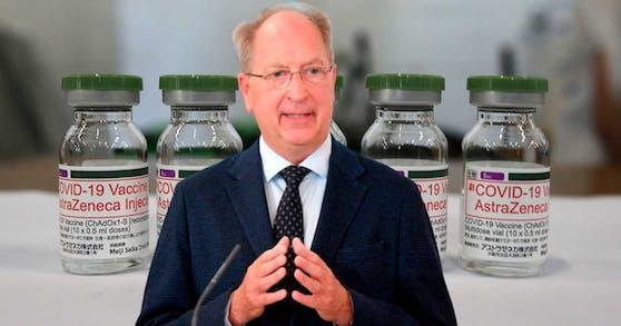 Oswald Wagner bestätigt Wirksamkeit von Kreuzimpfungen.
