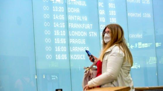 Ein Reiserückkehrer aus Afrika hat die Delta-Variante nach Kärnten gebracht (Symbolfoto)