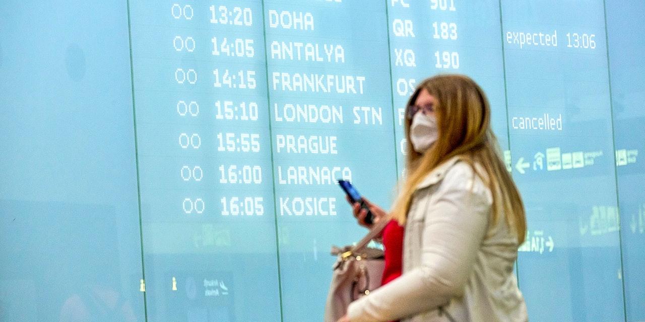 Reiserückkehrer bringt Delta-Variante nach Österreich