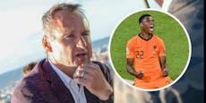 Tor-Held gegen Holland: Pfeffer warnt das ÖFB-Team