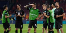 "Echtes ""Finale"": So kommt ÖFB-Team ins Achtelfinale"