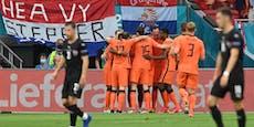 Fußball-EM im Überblick: Alle Ergebnisse vom Donnerstag