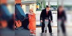 Wiens Bürgermeister versucht sich jetzt als Tiktok-Star