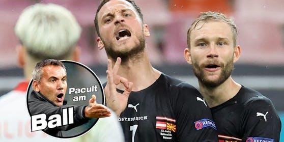 Marco Arnautovic wurde für seinen beleidigenden Torjubel gesperrt.