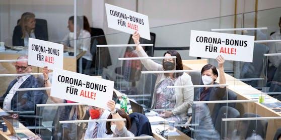 Nicht voll mir ihren Forderungen obsiegt: Abgeordnete der SPÖ